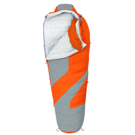 photo: Kelty Men's Light Year Down 20 3-season down sleeping bag