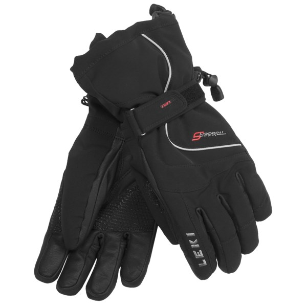 photo: Leki Core S Ski Gloves Gore-Tex insulated glove/mitten