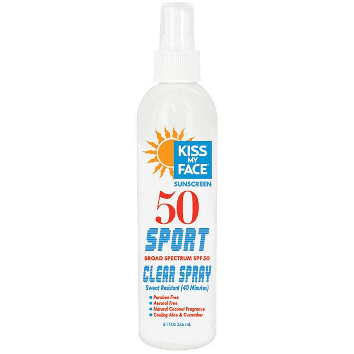 Kiss My Face Sport Spray SPF 50