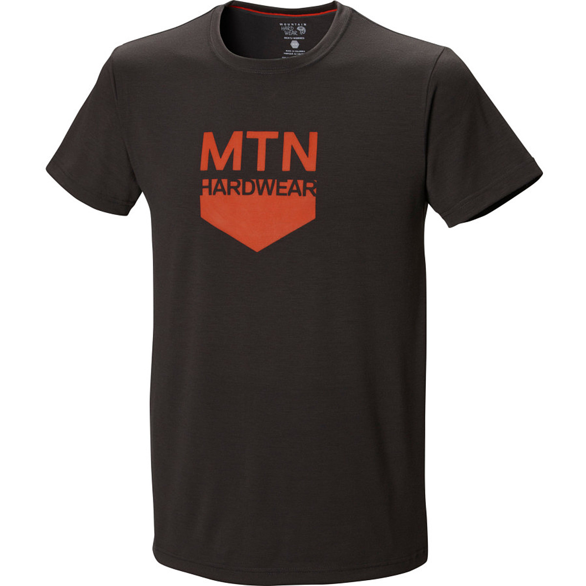 photo: Mountain Hardwear MTN Corner Short Sleeve T short sleeve performance top