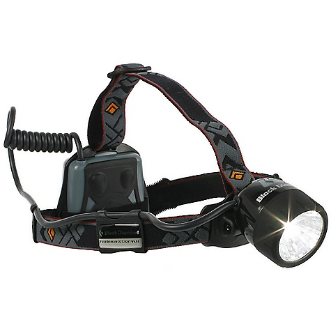photo: Black Diamond Soliras headlamp