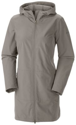 Columbia Weekday Wanderer Long Softshell Jacket