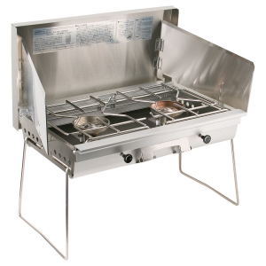 Snow Peak Double Burner Stove