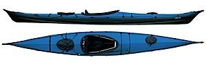photo: Feathercraft Wisper folding kayak