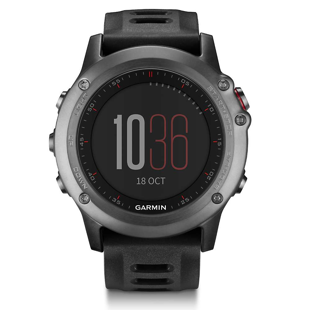 photo: Garmin fenix 3 gps watch
