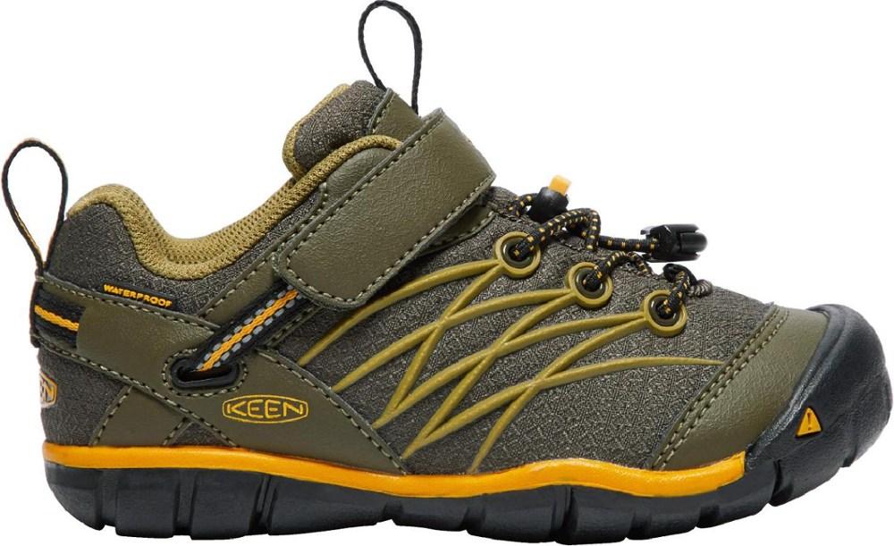 photo: Keen Chandler Waterproof CNX trail shoe