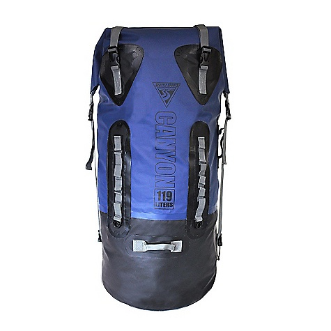 photo: Seattle Sports Canyon Pack dry pack
