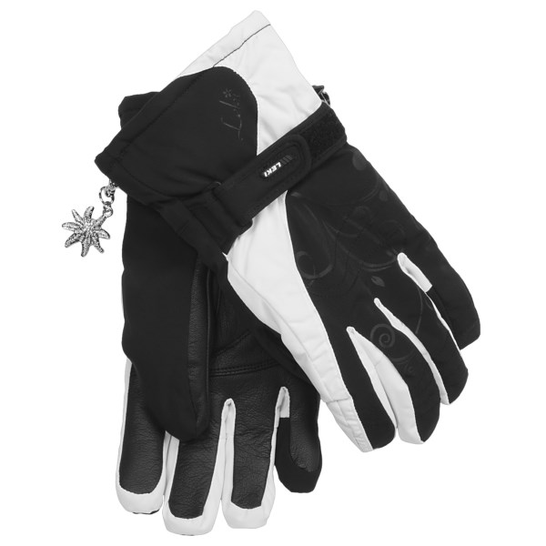 photo of a Leki glove/mitten