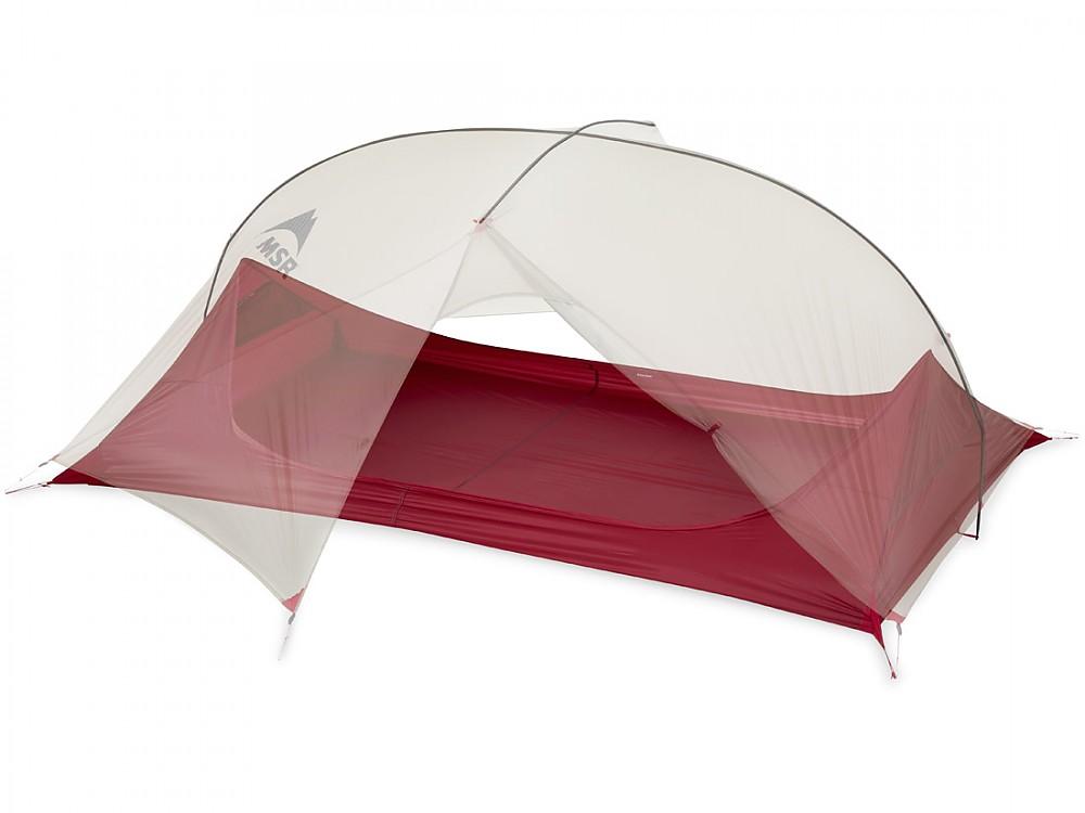 photo: MSR Carbon Reflex 1 Fast & Light Body three-season tent
