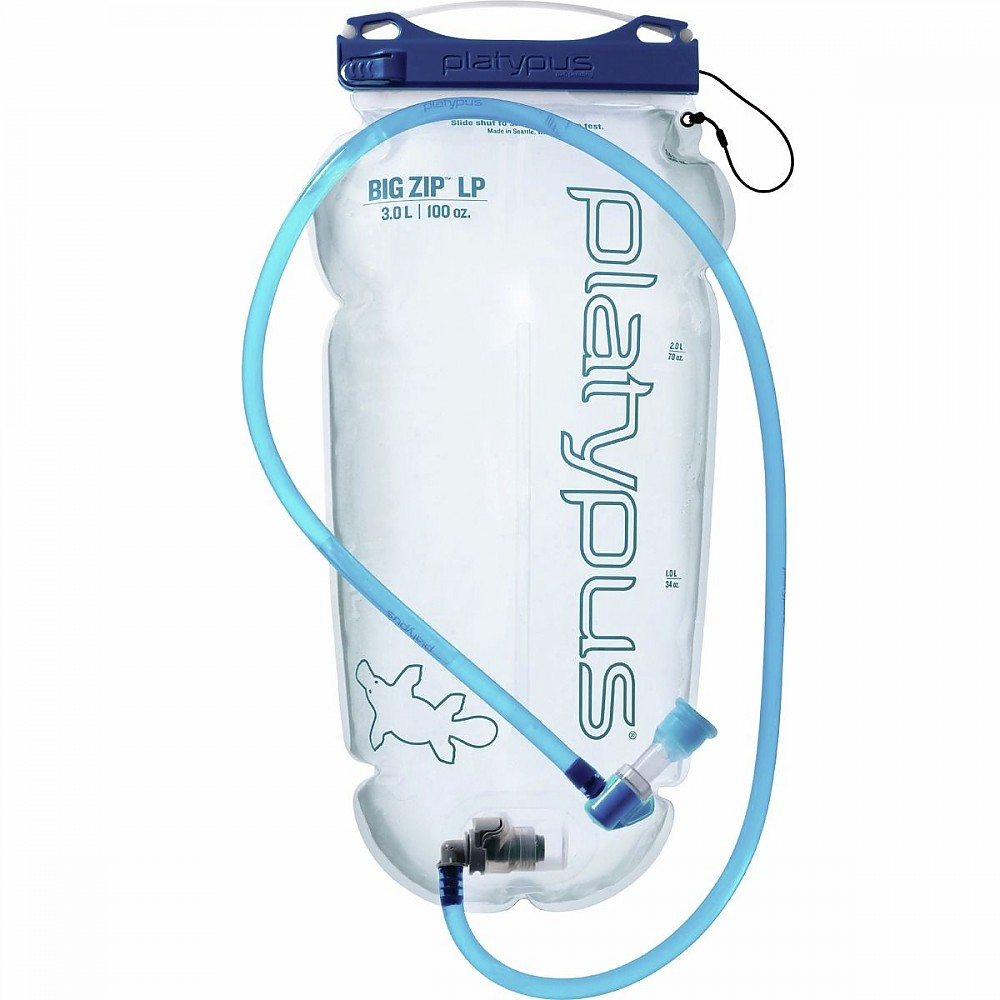 photo: Platypus Big Zip LP hydration reservoir