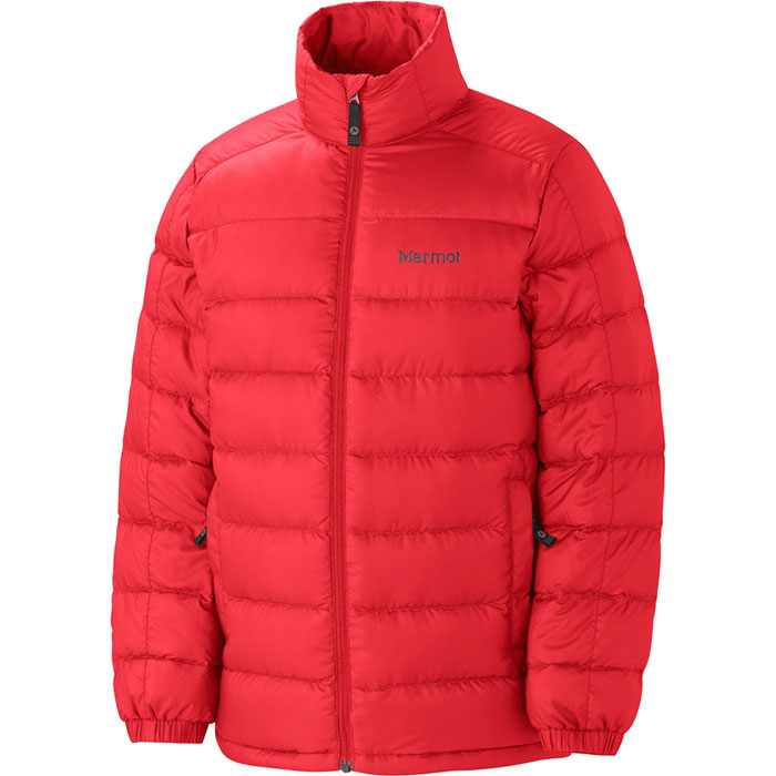 photo: Marmot Boys' Zeus Jacket down insulated jacket