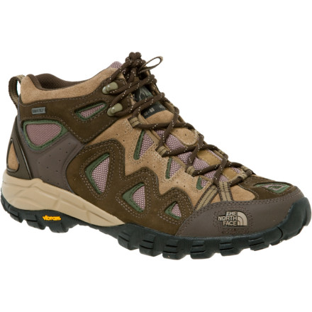 photo: The North Face Vindicator Mid GTX hiking boot