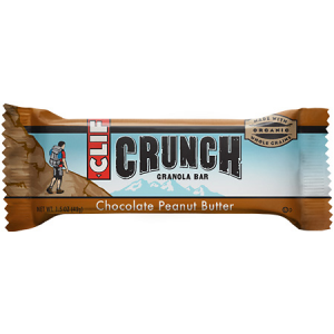 photo: Clif Chocolate Peanut Butter Crunch Bar nutrition bar