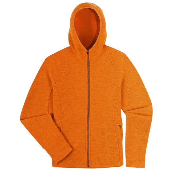 photo: Ibex Carrie Full Zip Wool Hoodie wool jacket