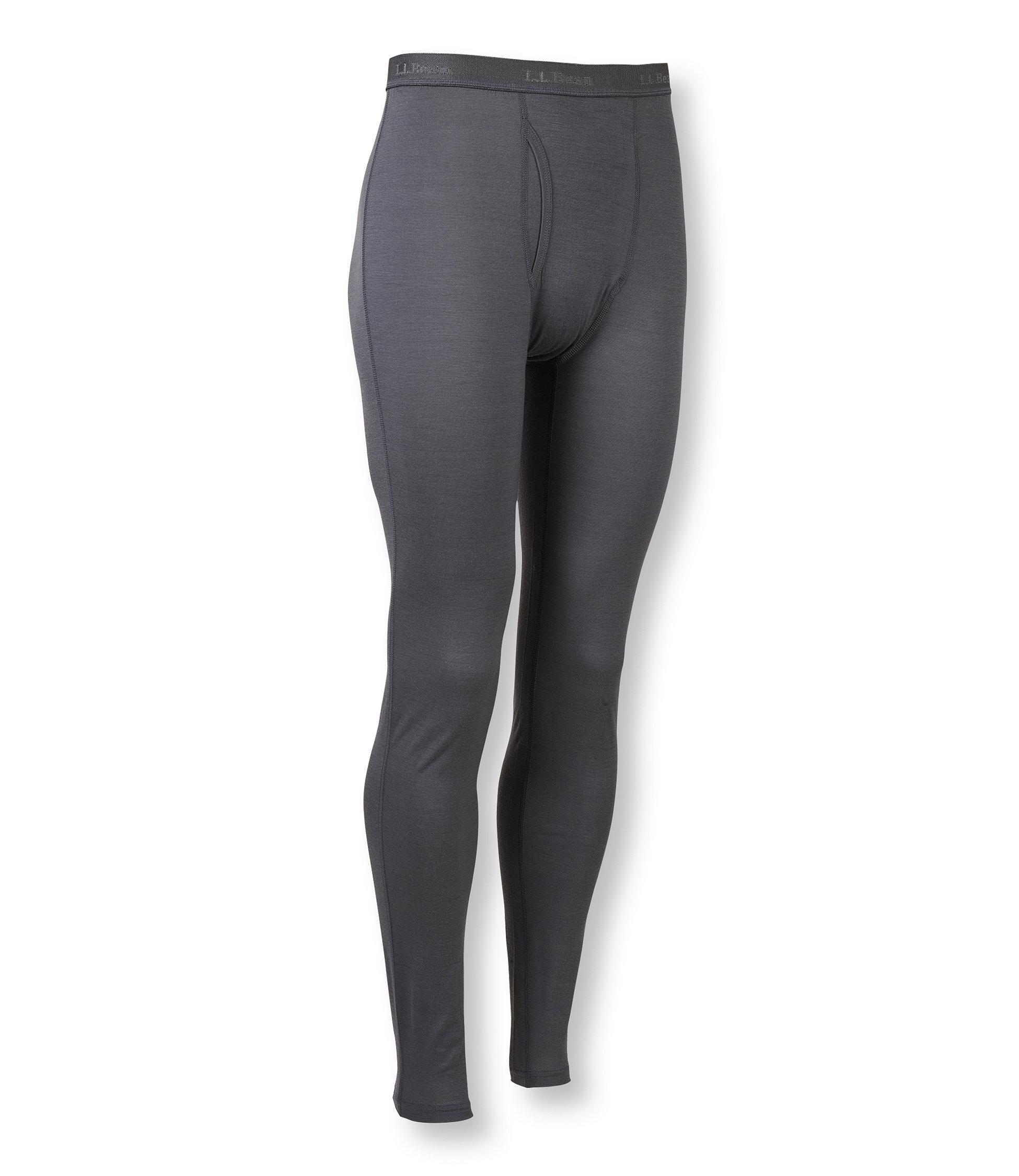 L.L.Bean Cresta Wool Ultralight Base Layer Pant