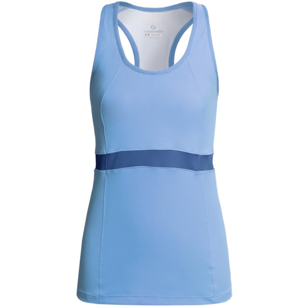 photo: Moving Comfort Endurance Support Tank short sleeve performance top