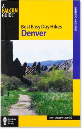 photo: Falcon Guides Best Easy Day Hikes: Denver - 2nd Edition us mountain states guidebook