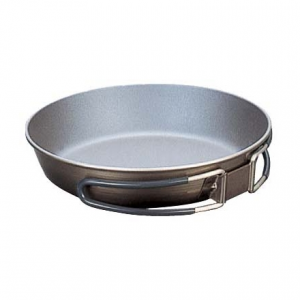 Evernew Ti Non-Stick Fry Pan w/Handle