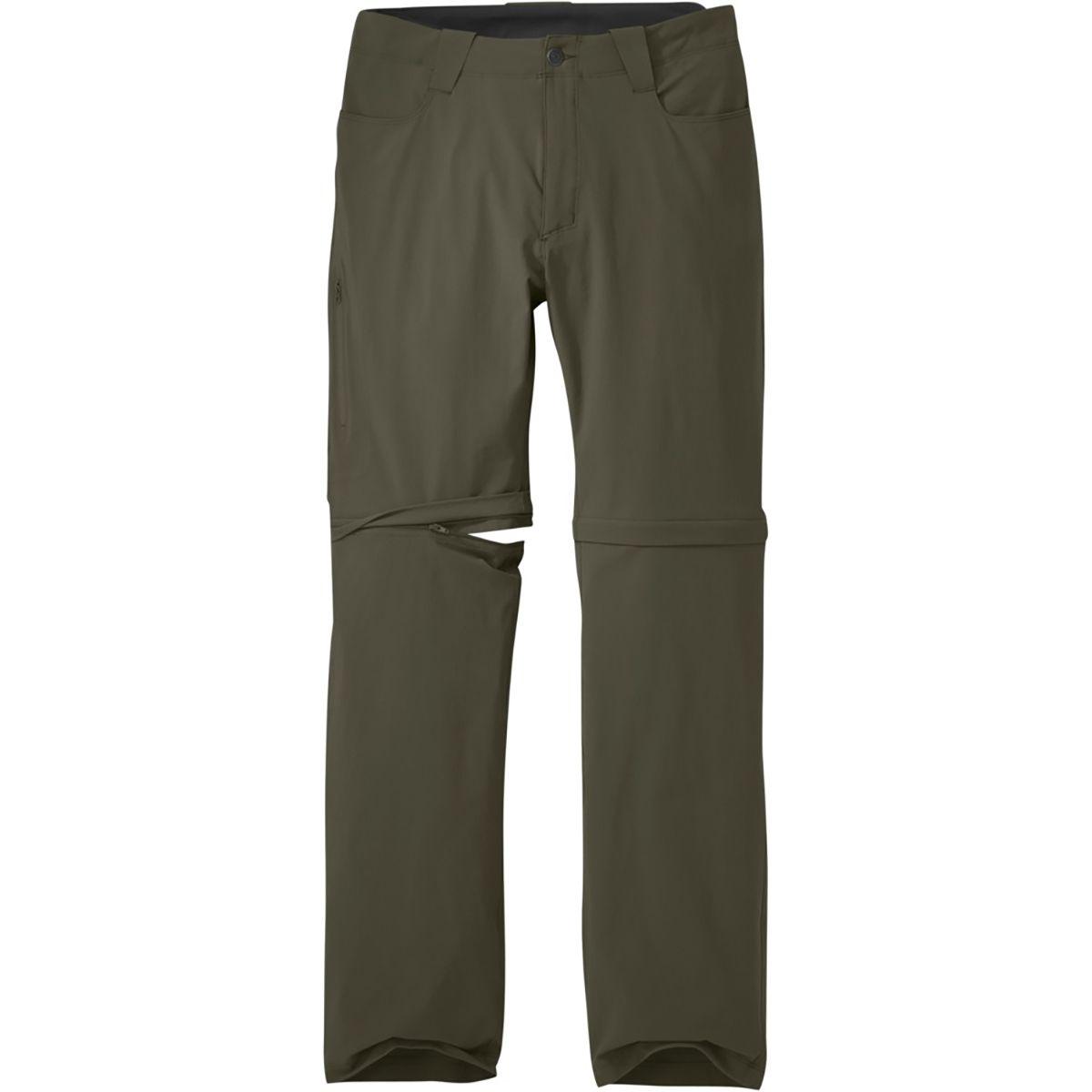 photo: Outdoor Research Men's Ferrosi Convertible Pants hiking pant