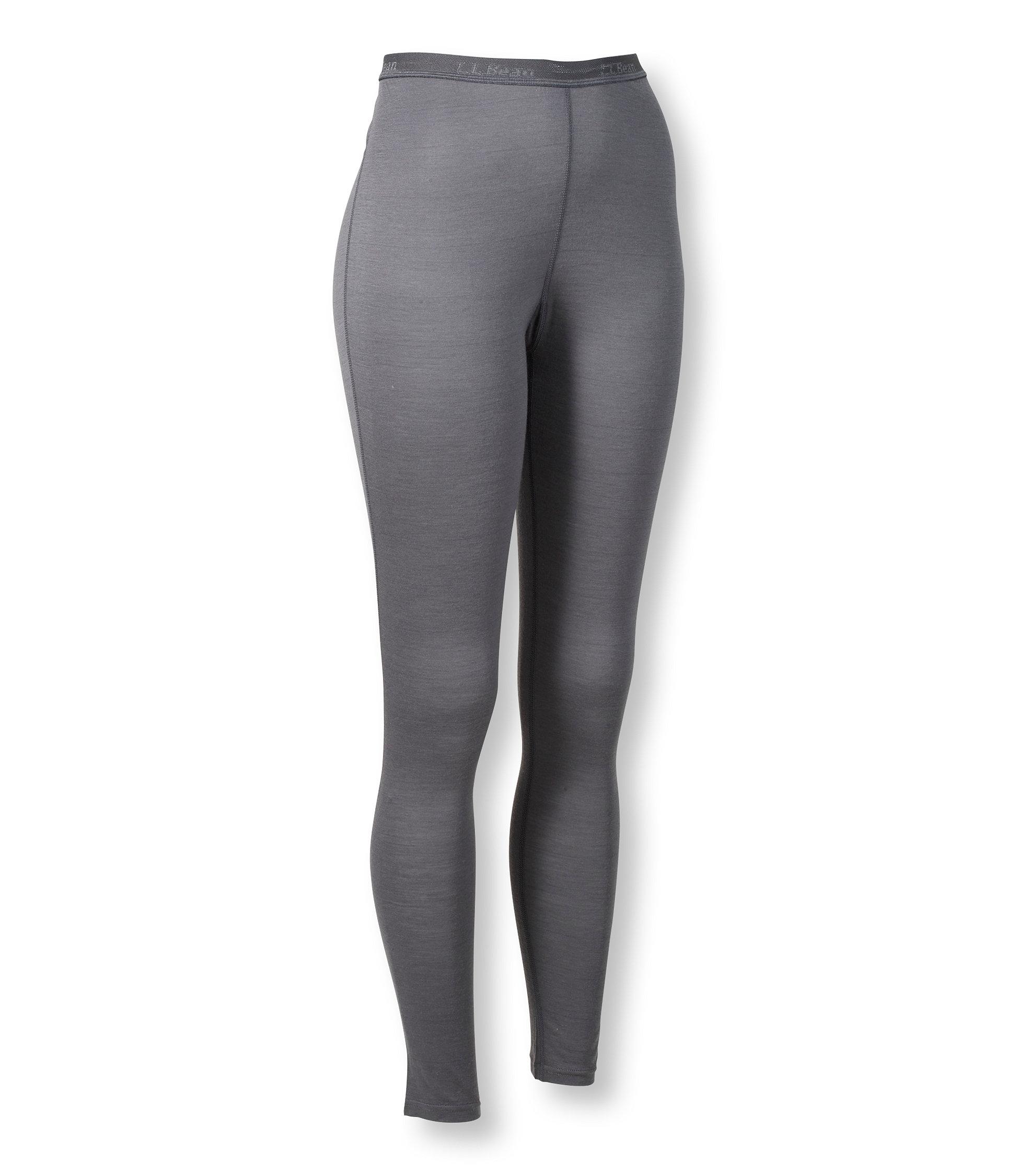 photo: L.L.Bean Men's Cresta Wool Base Layer, Pants Lightweight base layer bottom