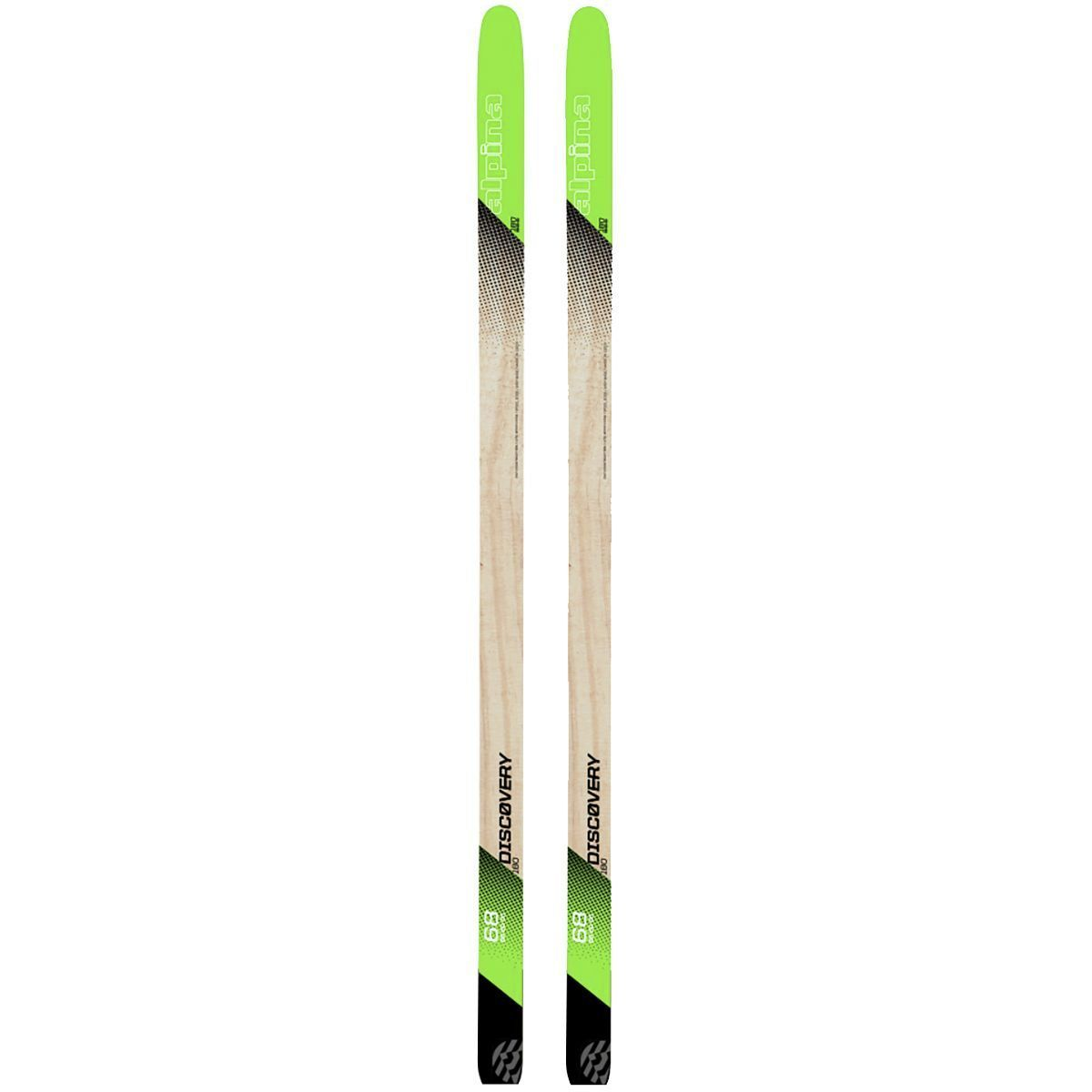 photo: Alpina Discovery nordic touring ski