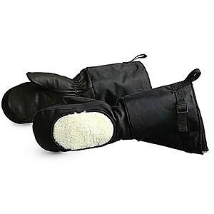 photo: Superior Glove Calfskin Leather Extreme Cold Weather Gloves Mitt insulated glove/mitten