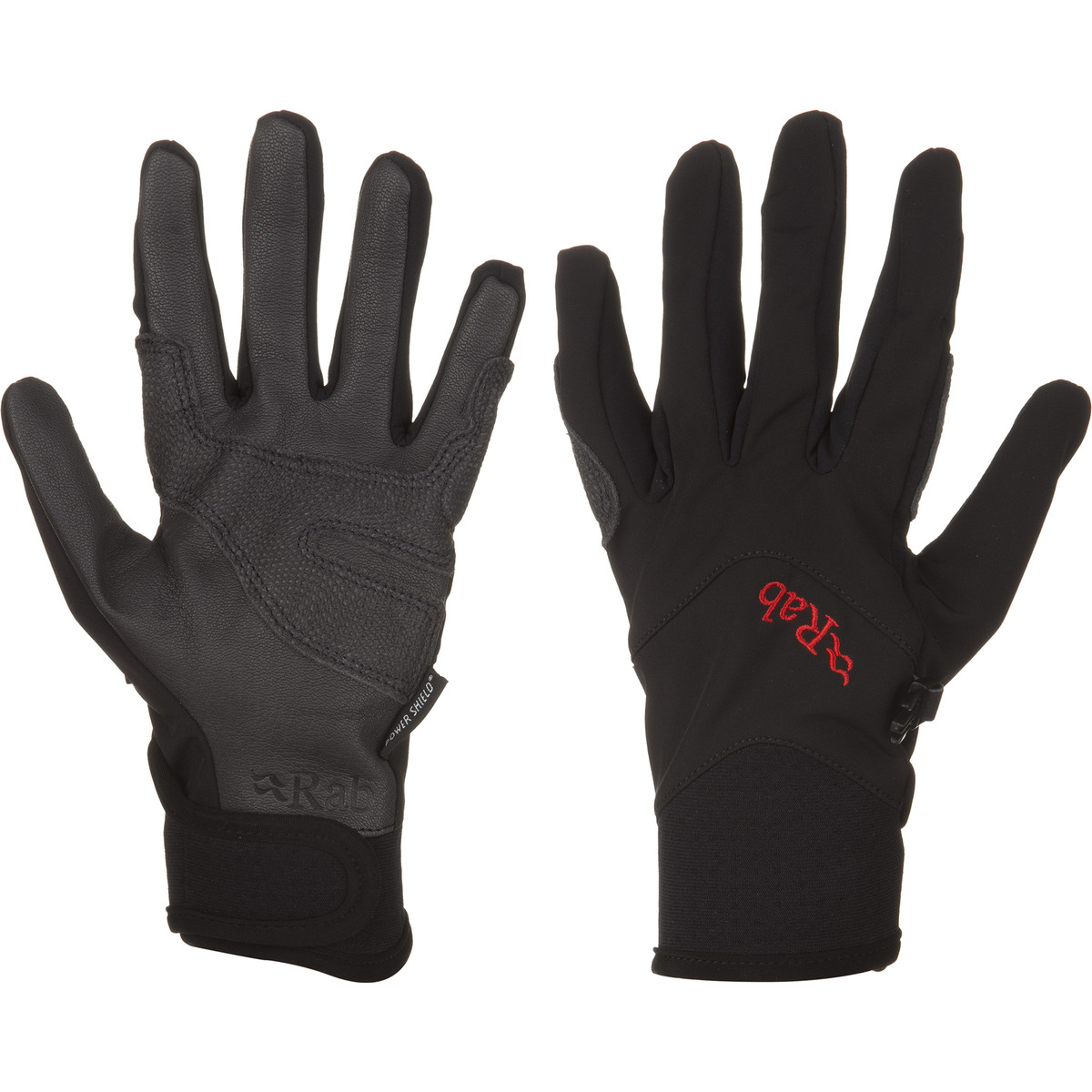 photo: Rab M14 Glove soft shell glove/mitten