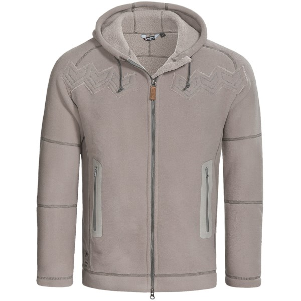 photo: 66°North Frost Hooded Jacket fleece jacket