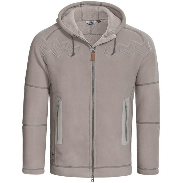 photo: 66°North Frost Hooded Jacket fleece jacket