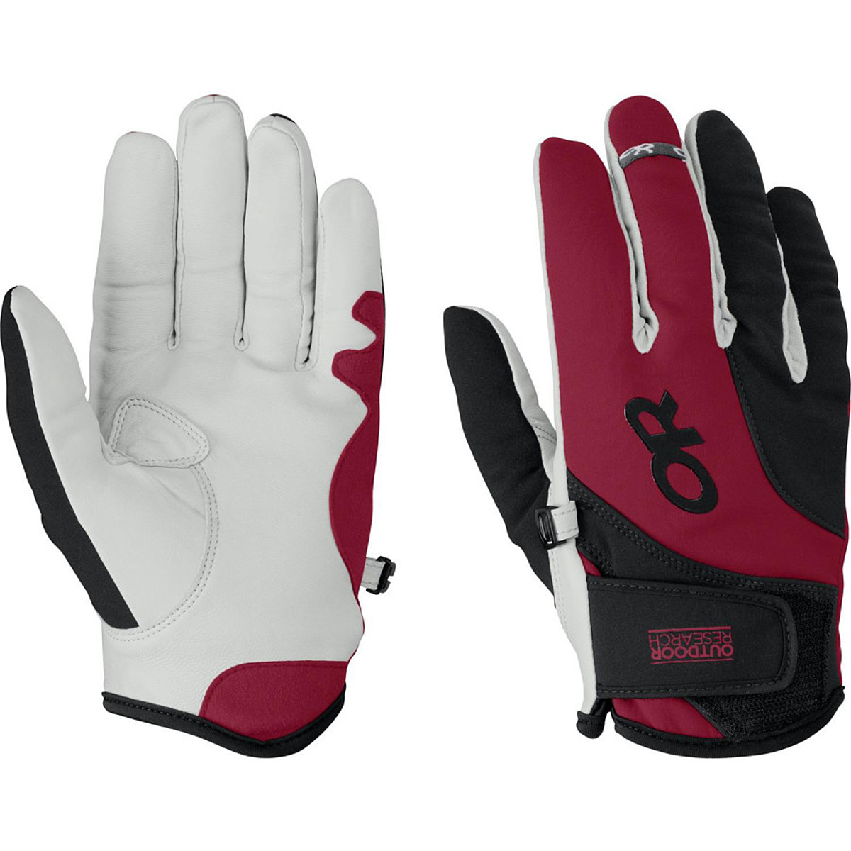 photo: Outdoor Research Mixalot Gloves soft shell glove/mitten