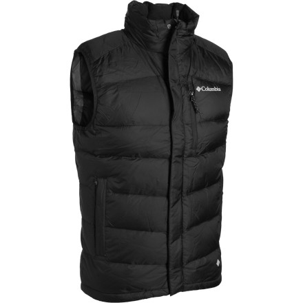 photo: Columbia Donner Peak Down Vest down insulated vest
