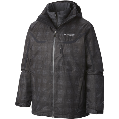 Columbia Whirlibird II Interchange Jacket