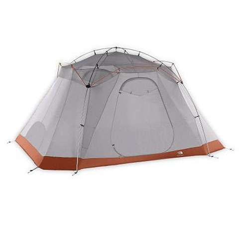 photo: The North Face Mountain Manor 8 three-season tent
