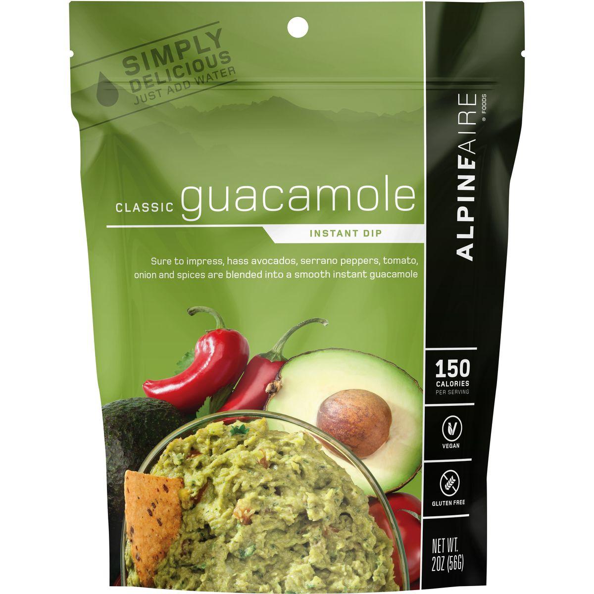 photo: AlpineAire Foods Classic Guacamole snack/side dish