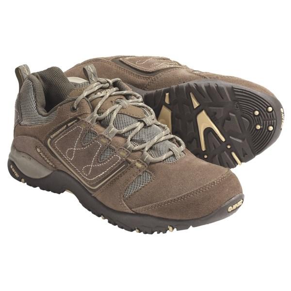 photo: Hi-Tec Napier WP trail shoe