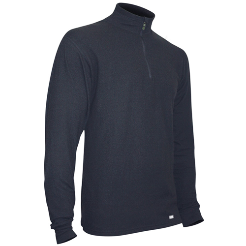 photo: Polarmax Quattro Fleece Zip Mock base layer top