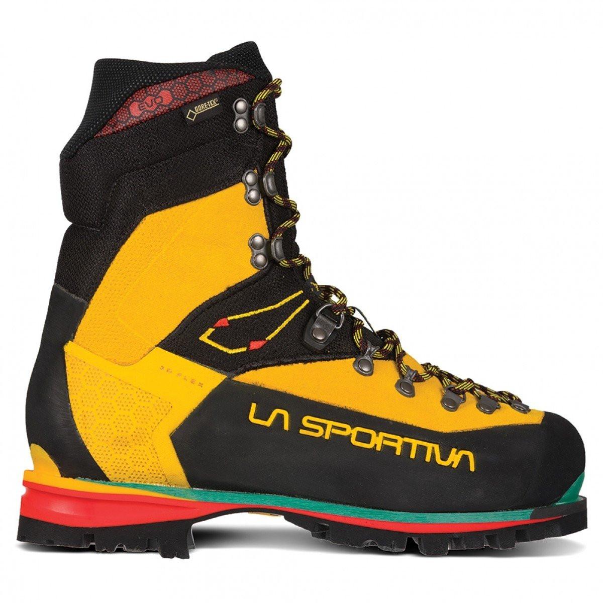 photo: La Sportiva Nepal EVO GTX mountaineering boot