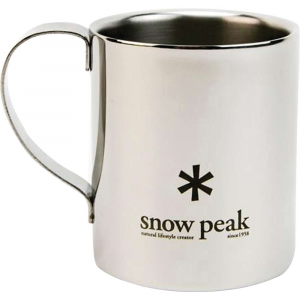 Snow Peak Stainless Double 240 Mug