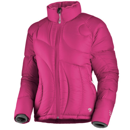 photo: Mountain Hardwear Downtown Jacket down insulated jacket