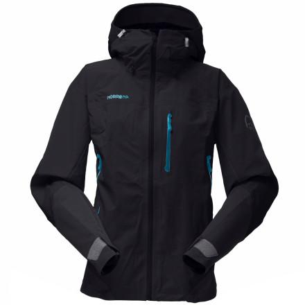 photo: Norrona Women's Trollveggan Dri3 Jacket snowsport jacket