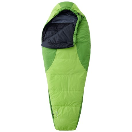 photo: Mountain Hardwear Laminina 35 warm weather synthetic sleeping bag