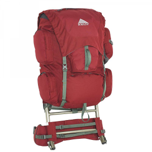 photo: Kelty Trekker 65 external frame backpack