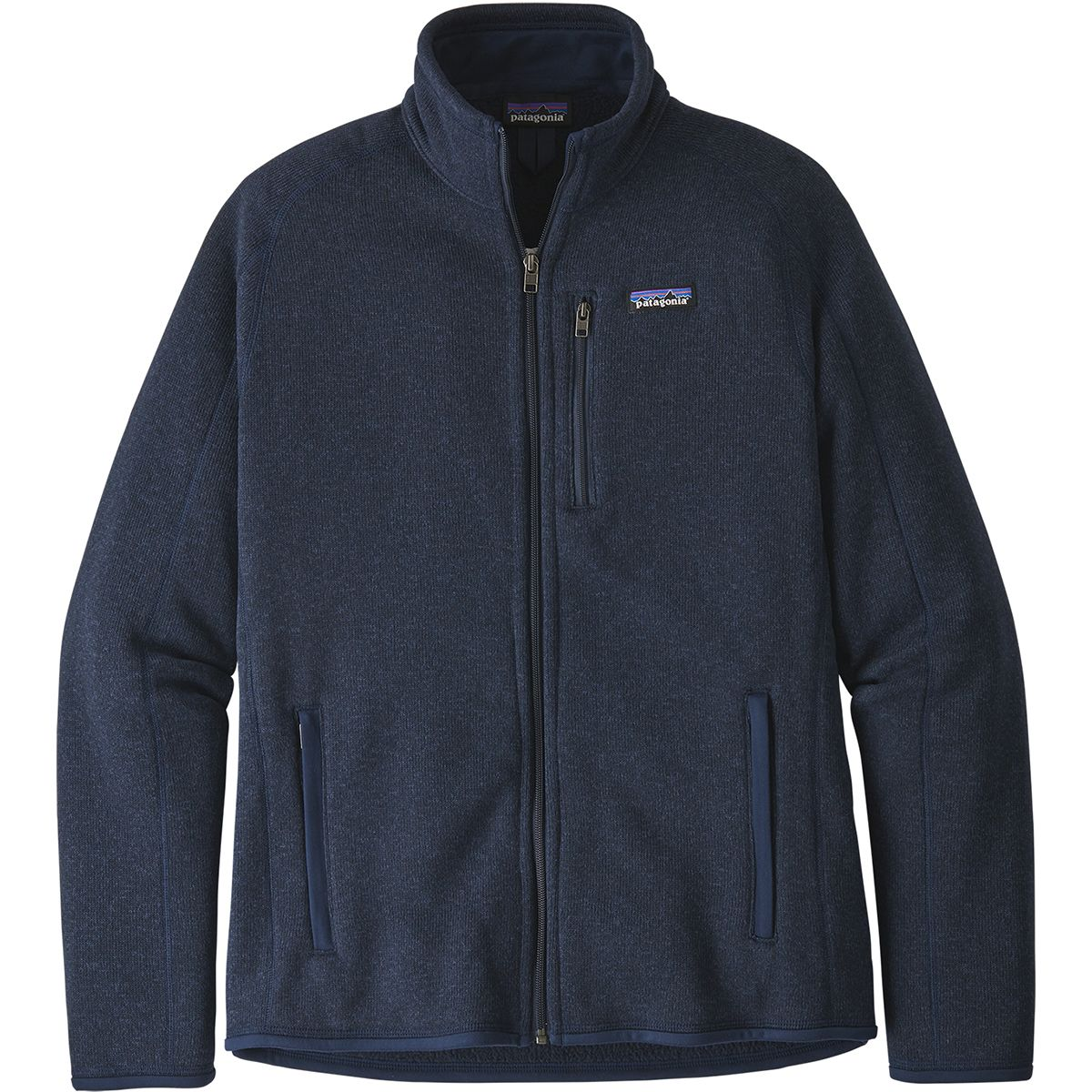 photo: Patagonia Men's Better Sweater Jacket fleece jacket