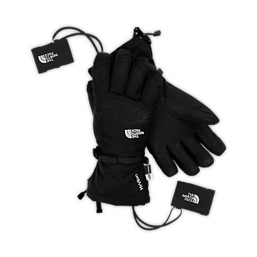 photo: The North Face Etip Facet Gloves insulated glove/mitten