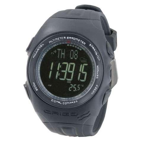 photo: Origo Rendezvous Peak compass watch