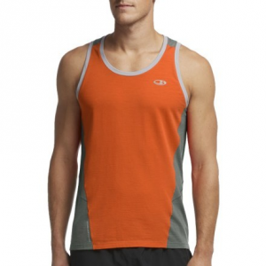photo: Icebreaker Strike Singlet short sleeve performance top