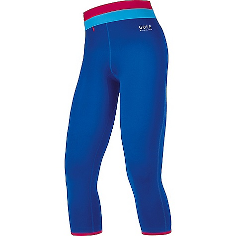 photo: Gore Sunlight 3.0 Lady 3/4 Tight performance pant/tight