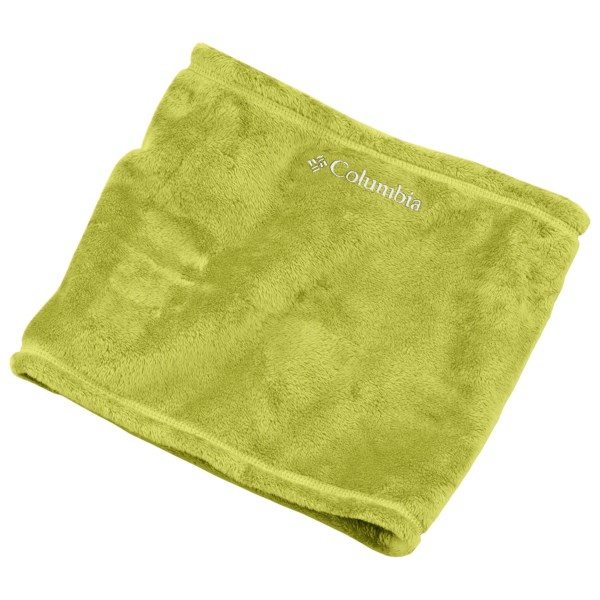 photo: Columbia Pearl Plush Fleece Neck Gaiter accessory