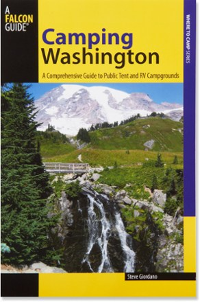 photo: Falcon Guides Camping Washington us pacific states guidebook