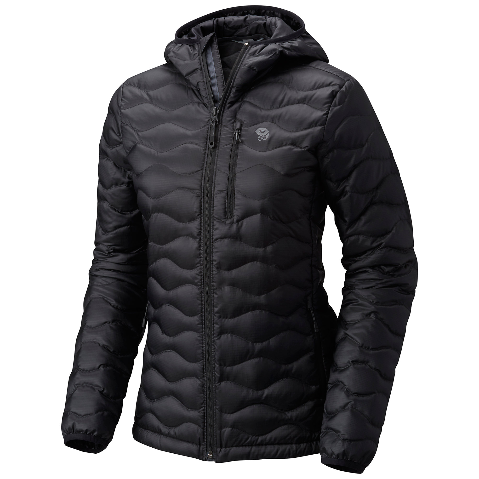 photo: Mountain Hardwear Women's Nitrous Hooded Down Jacket down insulated jacket